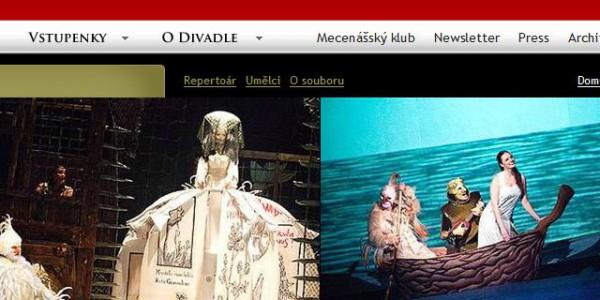 Národní divadlo - Opera Čarokraj