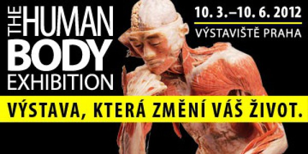 Výstava The Human Body