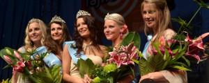 Finalistky Miss Agro 2012