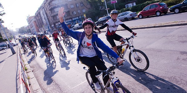 Cyklojízda v Praze