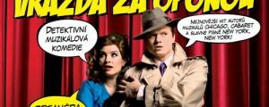 Muzikálová komedia Vražda za oponou