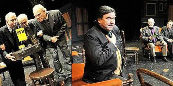 Národní divadlo - Na čaji u pana senátora