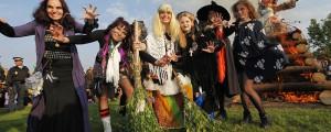 čarodějnice na Ladronce