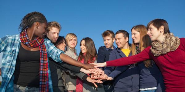 Skupina lidí