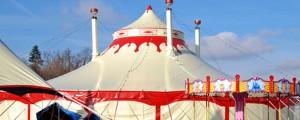 Cirkusy v Praze