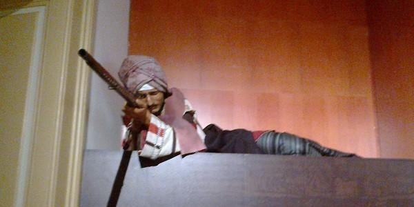 Výstava Karla Maye v Náprstkově muzeu