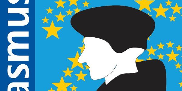 Erasmus slavil 25 let
