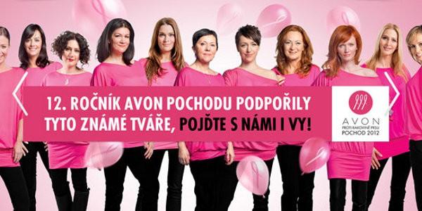Přidejte se k růžovému pochodu i Vy!